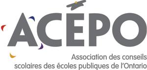 ASSOCIATION DES CONSEILS SCOLAIRES DES ÉCOLES PUBLIQUES DE L'ONTARIO