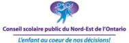 Conseil scolaire public du Nord-Est de l'Ontario - CSPNE