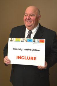 Denis Labelle, président de l'ACÉPO