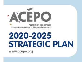 ACÉPO 2020-2025 Strategic Plan